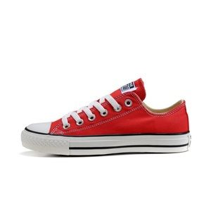 Converse Chuck Taylor All Star Red Low Top